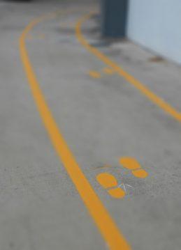 Footprint Symbols